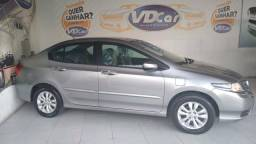 Honda city lx 1.5 flex completo - 2013