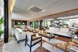 Apartamento à venda com 4 dormitórios em Setor marista, Goiânia cod:NOV235820