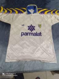 Camisa de futebol Parma Relíquia
