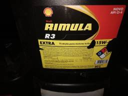 Óleo rimula extra r3 15w40