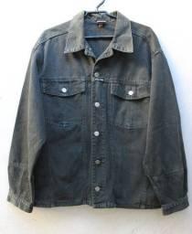 Lote Jaquetas e Coletes Jeans Vintage CGC 12 Peças