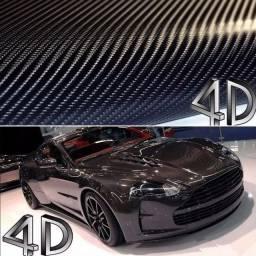 Envelope 4D alta tecnologia e designer