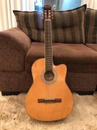 Violão Class Guitar Elétrico c/ Afinador