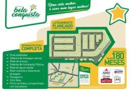 Vende-se terrenos no loteamento Bela Conquista em Cuiaba-MT