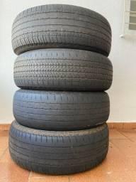 4 pneus Bridgestone 255/65/17