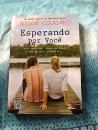 Livro Esperando por você- Suzane Colasanti