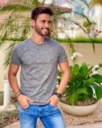 Camiseta Gola O
