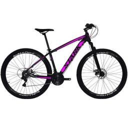 Título do anúncio: Bicicleta South Stark 2021 - Aro 29 - 21 Marchas - Freios a Disco - Suspensão Dianteira