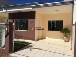 Casa à venda com 2 dormitórios em Fag, Cascavel cod: *05