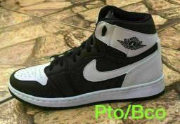 Basqueteiras Nike Air Jordan ( 38 ao 43 ) -- 2 Cores Disponíveis