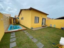 Título do anúncio: Vendo casa de 2 quartos com Piscinas em Unamar Cabo Frio