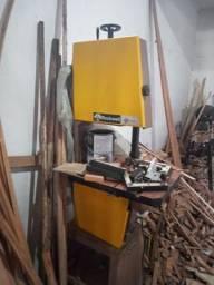 Serra de fita invicta industrial