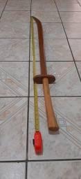 Sabre Chinês (Miao Dao) em madeira para treino