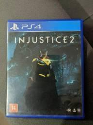 Jogo ps4 Injustice 2