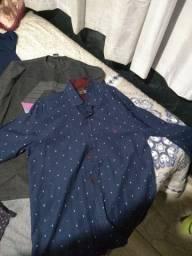 2 camisas social.