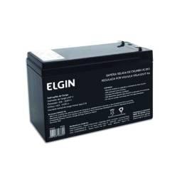 Bateria Selada de Chumbo para Nobreaks 1V 7Ah - Elgin