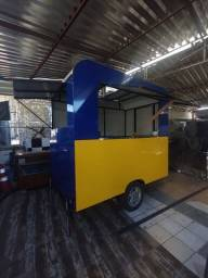 Treiler trailer troco por carro valor 14mil