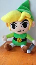 Boneco Link The Legend Of Zelda
