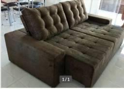 Título do anúncio: Oferta Sofa Erika Retratil Reclinavel 2,45cm