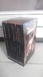 Livros Maze Runner