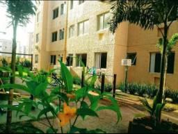 Apartamento com 2 dormitórios para alugar, 50 m² por R$ 880,00/mês - Campo Grande - Rio de