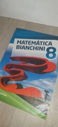 Livro de Matemática Bianchini 8° ano (editora Moderna)