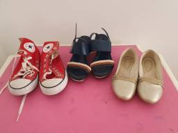Título do anúncio: Sapatos infantil - menina