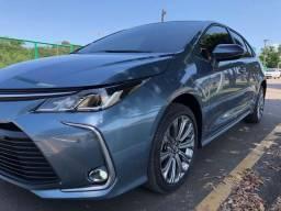 Título do anúncio: Corolla XEI 2020 extremamente novo 12800 km