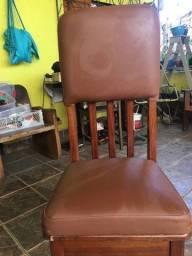 Cadeira com roda