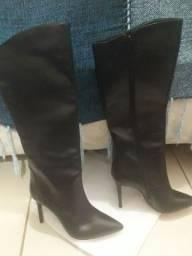 Diversas botas arezzo e schultz tamanho 35.