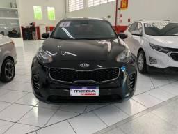 Kia Sportage LX2 2.0 Automatica Top de Linha Venha Conferir !!