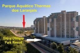 Título do anúncio: Alugo Apartamento em Resort em Olimpia - SP