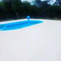 Chácara com piscina para família