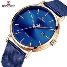 Título do anúncio: Relógio Naviforce Feminino Quartzo Luxo