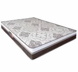 Colchão Ortopédico Top Flex Casal 138 cm - Design