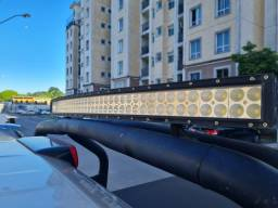 Título do anúncio: Barra de Led  automotivo off road 1.20 cm