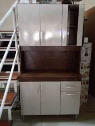 Armário de Cozinha Lion 6 portas