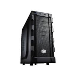 Gabinete Gamer CoolerMaster K280 - MId Tower - Novo - Loja Física