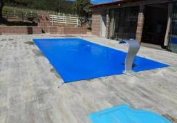 Piscina de fibra 6,20x3,00 piscina de fibra