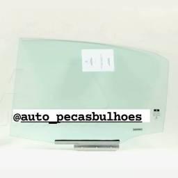 vidro toyota Corolla 2015 a 2019. traseiro esquerdo