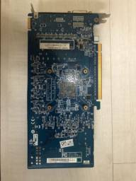 Placa de vídeo Radeon HD6850 (com defeito)