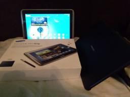 Vendo um tablet not.  10.1     Samsung com chip