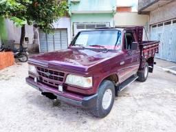 Título do anúncio: Chevrolet D20 1996 Turbo Conquest Carroceria Madeira