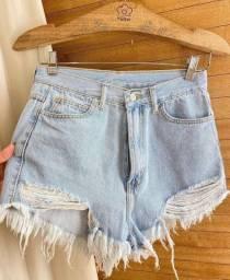 Short Curva Jeans Farm