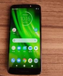 Motorola Moto G6 Play 32gb Indigo Usado Bom
