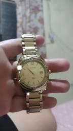 Vendo relógio technos praticamente novo