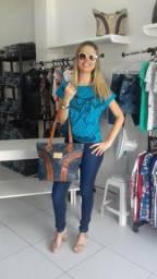 Jeans masculino e feminino