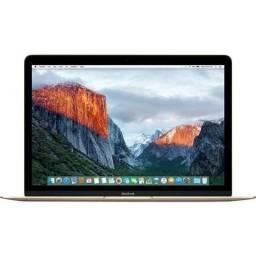 Macbook Mlhf2bz/a Macos X El Capitan/core M 8gb 512 Dourado