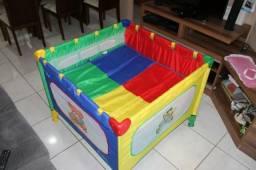 Berço e Cercado para Bebê Burigotto (Excelente estado, Higienizado) comprar usado  Belo Horizonte