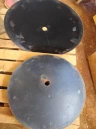 Discos para grade niveladora 22 polegadas